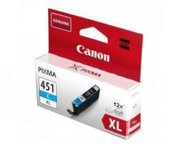 Картридж оригинальный Canon CLI-451C XL