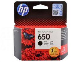 Картридж оригинальный HP CZ101AE №650,  черный