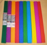 Крепированная бумага Верола Крепп, производства Германия. Размер рулона 50 см х 250 см.(11733)