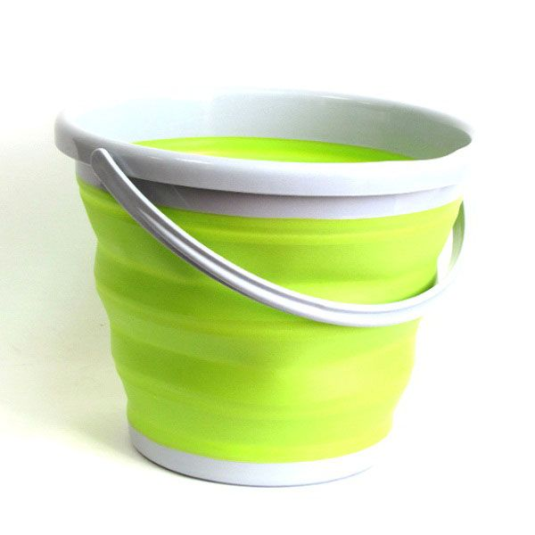 Ведро складное силиконовое Folding Bucket