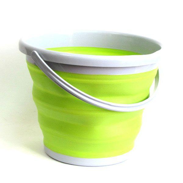 Ведро складное силиконовое Folding Bucket