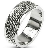 Кольцо SPIKES из ювелирной стали