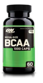 BCAA 1000 Caps от Optimum Nutrition 60 кап