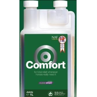 NAF Comfort. Обезболивающий сироп для суставов. Одобрен FEI. 1 литр