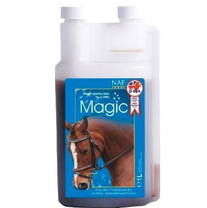 NAF Liquid Magic успокоительная подкормка. Сироп с магнием. 1 литр.