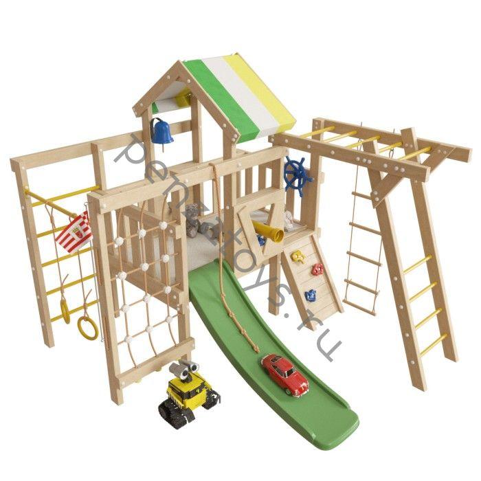Детская игровая площадка/чердак Валли