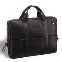 62bf4e247340 Очень удобная сумка для документов и города BRIALDI Locke (Локк) black