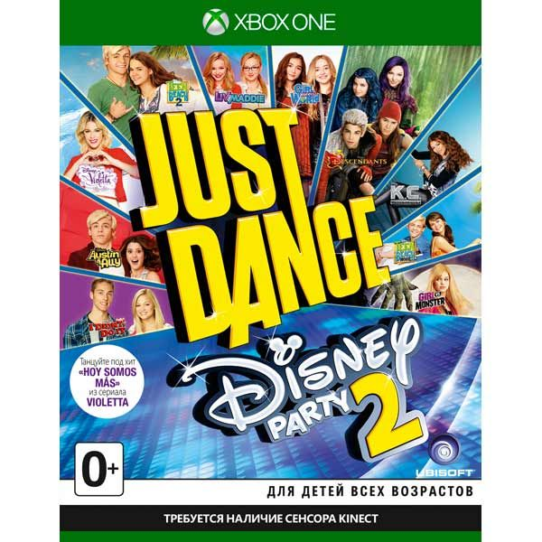 Игра Just Dance Disney Party 2 (Xbox One)