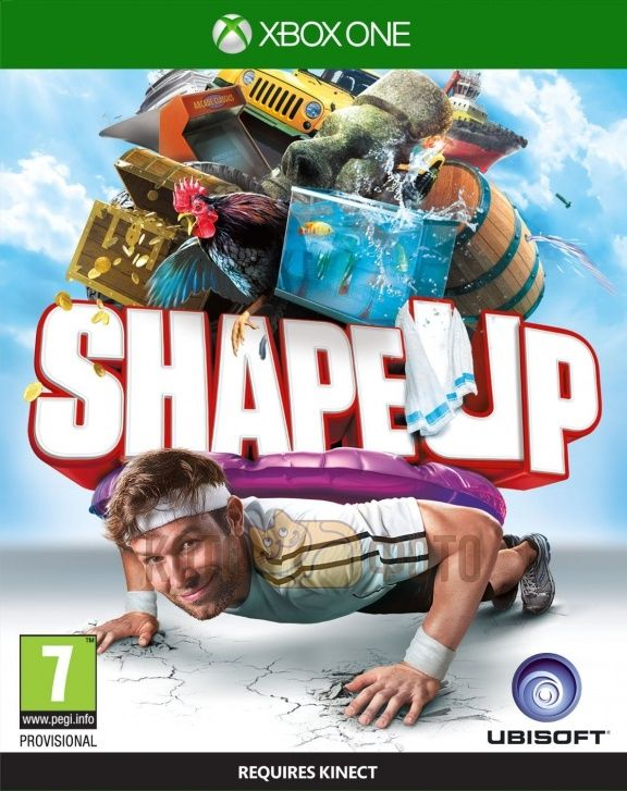 Игра Shape Up (Xbox One)