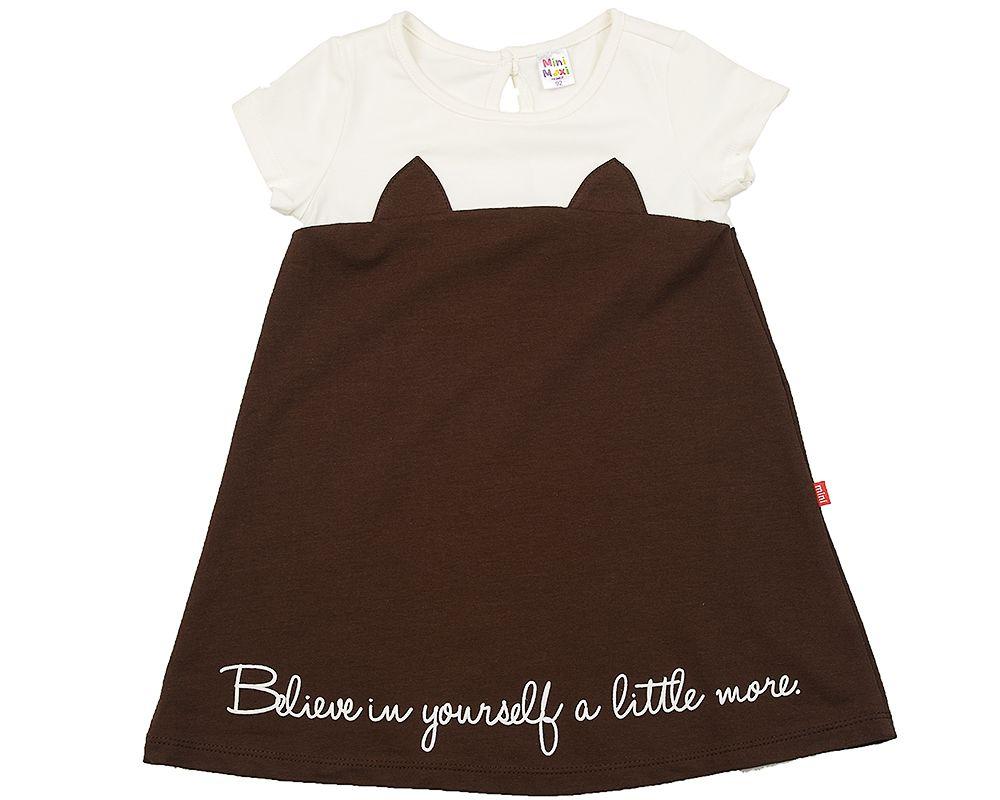 Платье для девочки Ушки