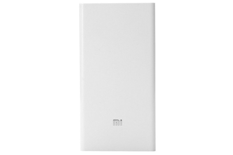 Аккумулятор Xiaomi Mi Power Bank 20000 mAh