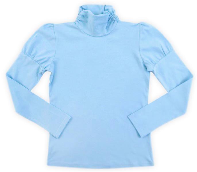 Небесная блуза для девочки