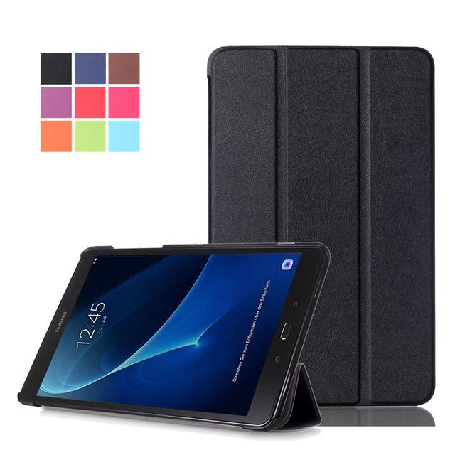"Чехол SMARTBOOK для планшета Samsung Galaxy Tab A 2016 10.1"" T580/T585 (9 цветов)"