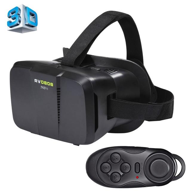 """Шлем виртуальной реальности 3D BoboVR для смартфонов 4""""-6"""""""