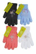 Перчатки детские(4-8г)-87руб