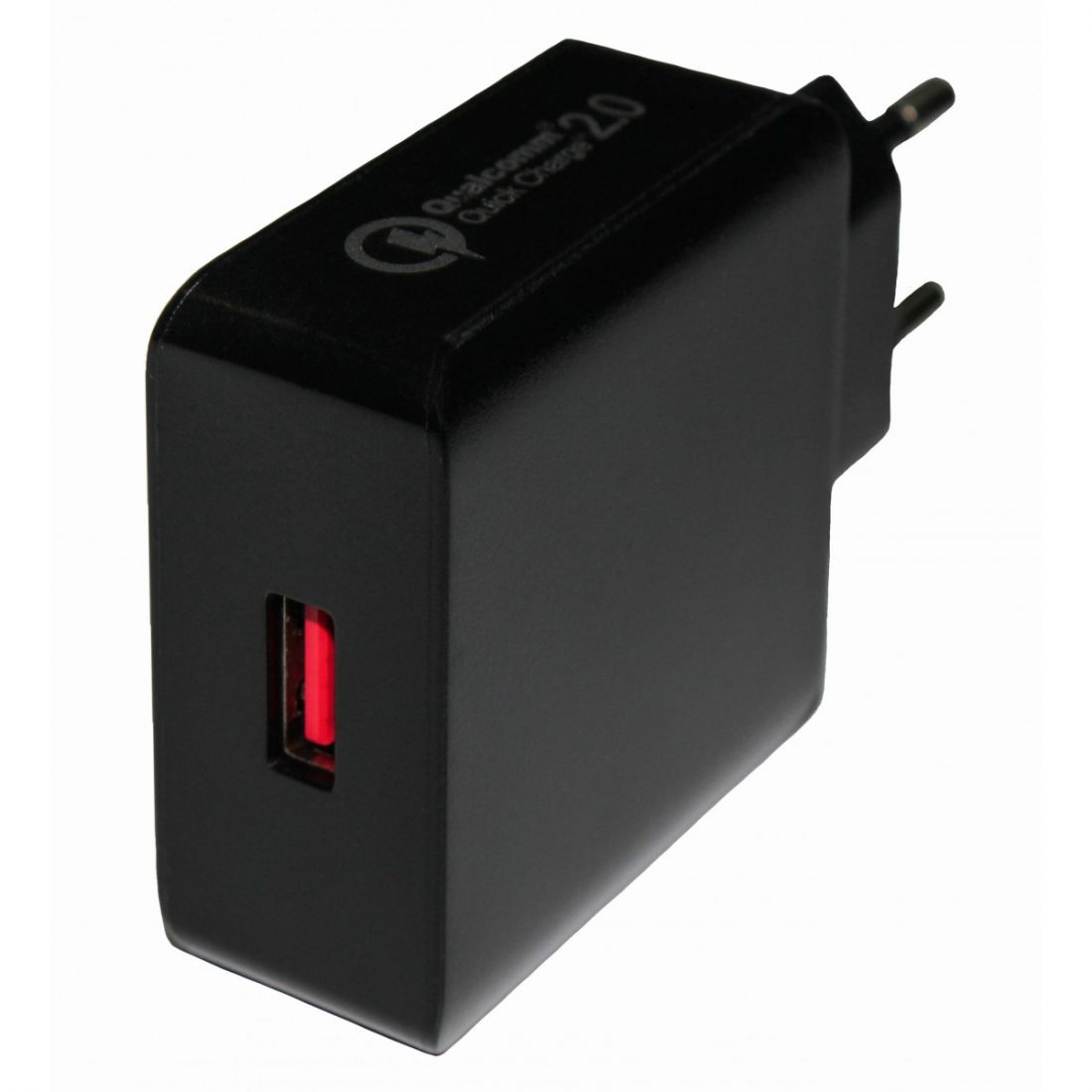 Зарядное устройство Qualcomm Quick Charge 2.0 USB (5V-3A quick charge, 9V-2A, 12V-1.5A)