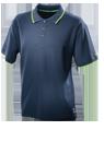 Мужская рубашка поло синяя Festool