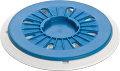 Шлифовальная тарелка FastFix 150 мм(жесткая)
