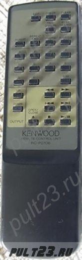 KENWOOD RC-P0706, RC-P0707, DP-7090