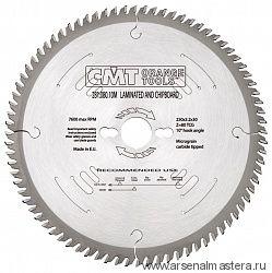 CMT 281.161.56H Диск пильный 160х2,2/1,6х20 Z56 TCG -3грNEG  (подходит для Festool)