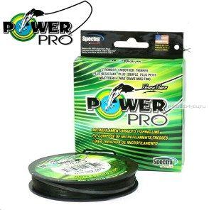 Купить Леска плетёная Power Pro Moss Green 275 м