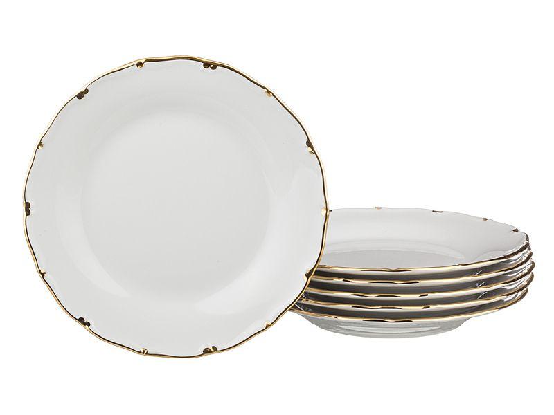 """Набор тарелок """"Симона"""", 6 шт., 19 см"""
