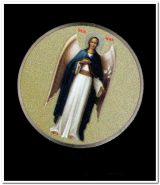 Святой, цветная, 25 рублей 2013 года (Сочи)