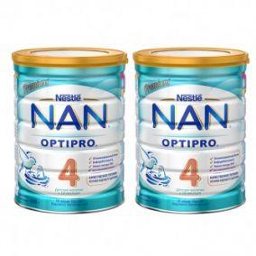 Набор детского молочка NAN 4 800 гр 2 шт.