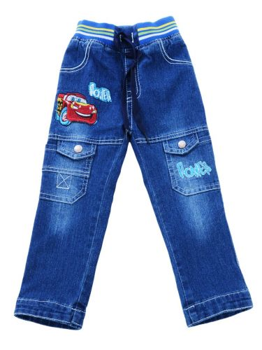 Брюки детские джинсы 2-6 №1561008