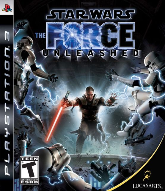 Игра Star Wars : The Force Unleashed (PS3)
