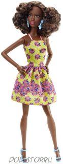 Игровая Барби Модница Необычные цветы - Barbie Fashionistas Fancy Flowers Doll