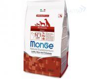 Monge Dog Speciality Line All Breeds Adult Lamb, Rice & Potatoes Корм для собак всех пород с ягненком, рисом и картофелем (2,5 кг)