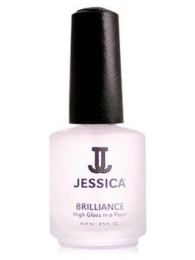 Jessica Быстросохнущее покрытие с блеском