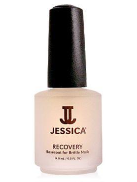 Jessica Базовое покрытие для хрупких и ломких ногтей