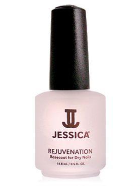 Jessica Базовое покрытие для сухих ногтей