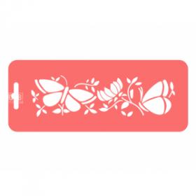 """Трафарет """"Бабочки"""" (26-016)"""