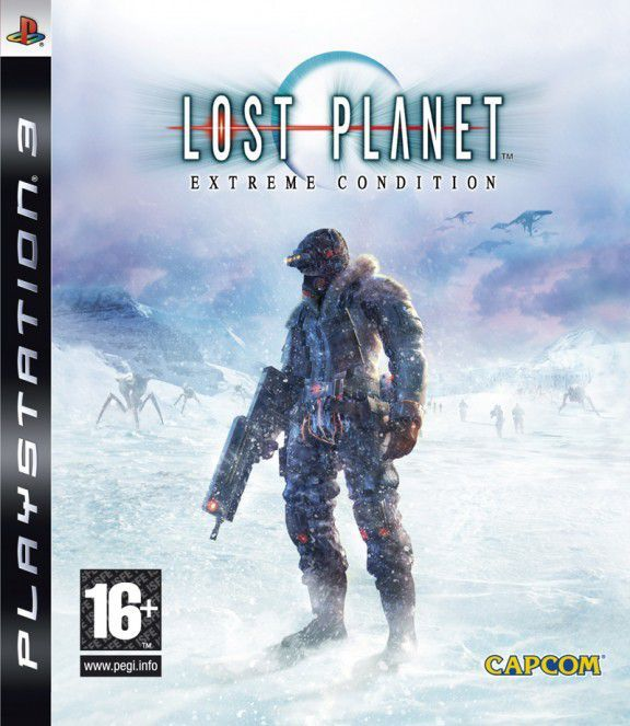 Игра Lost Planet : Extreme Condition (PS3)
