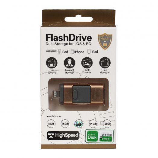 USB накопитель Флешка на iphone 5/5S/5C 32 ГБ