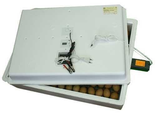 """Инкубатор """"Идеальная наседка"""" с автопереворотом, 104 яйца (ИБ2НБ-3-4Ц)"""