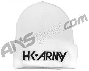 Шапка HK Army Beanie - White