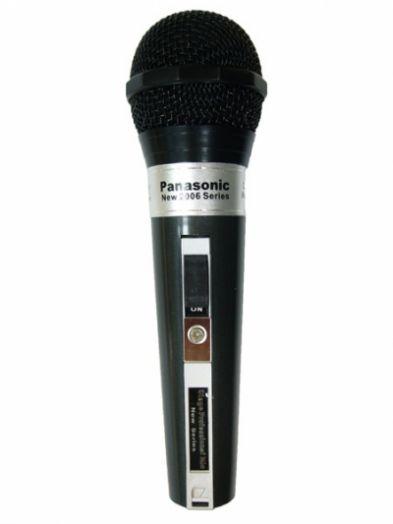 Караоке Микрофон PANASONIC PN-777 проводной