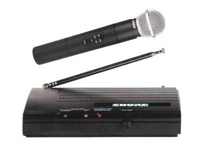 Караоке Микрофон SHURE SH-200 беспроводной *