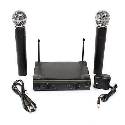 Караоке набор Микрофоны SHURE SM58 II Vocal Artist UHF