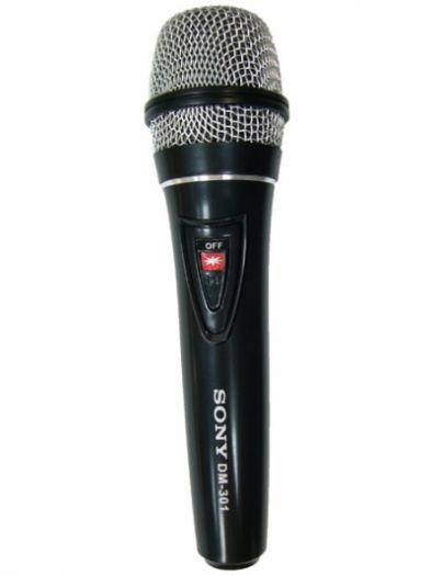 Караоке Микрофон SONY DM-301 проводной