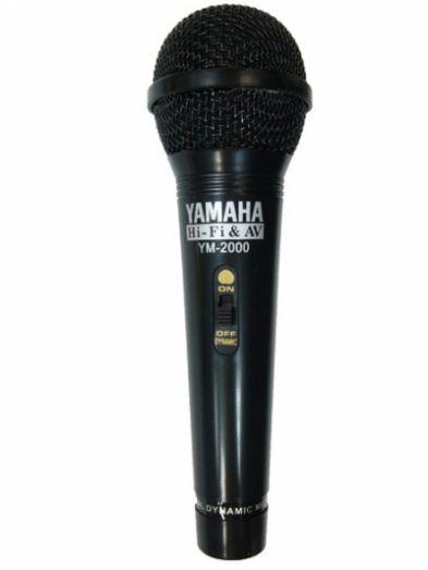 Караоке Микрофон YAMAHA YM-2000 проводной
