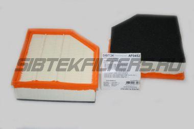 AF0452 OEM:VOLVO 30636833, VOLVO S60 2.4 (body D/D5), V70 (body D/D5), XC70 (body D5), XC90/XC90 Sport
