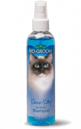 Bio-Groom Klean Kitty Waterless Shampoo Шампунь без смывания (237 мл)