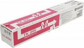 Тонер-картридж оригинальный Kyocera TK-895M Magenta