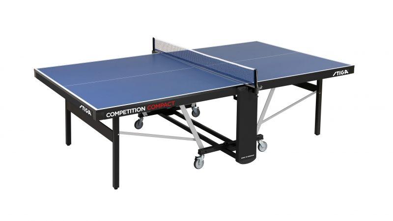 Теннисный стол профессиональный Stiga Competition Compact, ITTF (25 мм) 7194-05