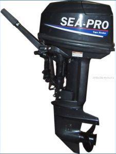 Подвесной лодочный мотор 2-х тактный SEA-PRO T 30S / 30 л.с. / 53 кг.